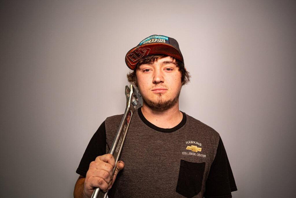 Garrett, Technician